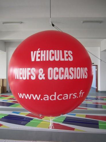 News ballons h lium et gonflables publicitaires en europe et belgique - Faire tenir des ballons en l air sans helium ...